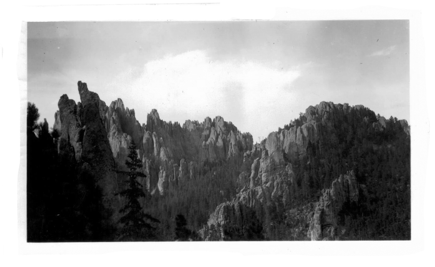1941 GG27 The Needles in the Black Hills