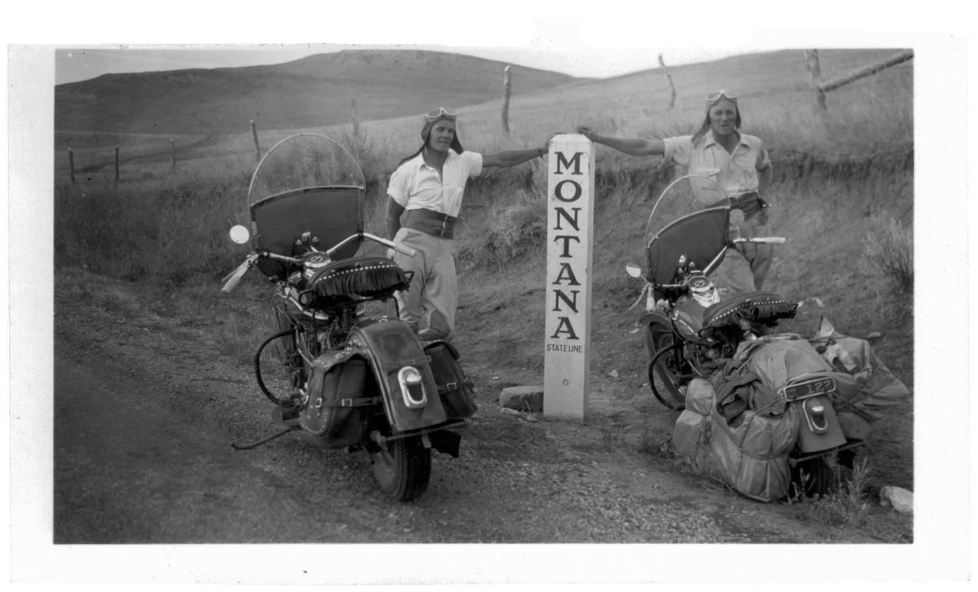 1941 GG37 Montana State Line