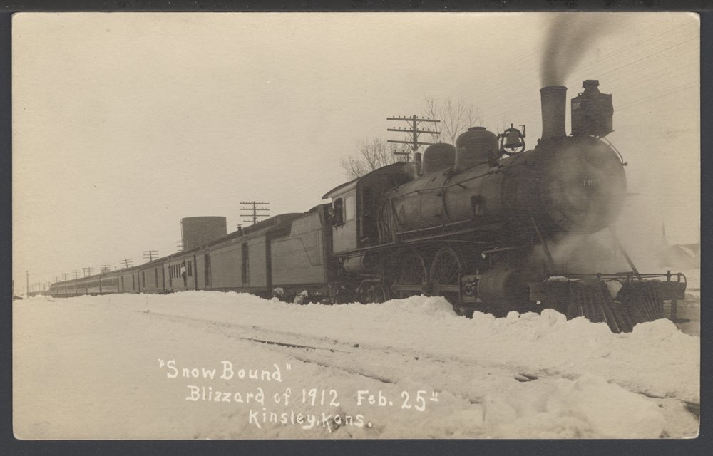 Kinsley 25 Feb 1912